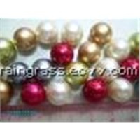 ABS round pearl beads