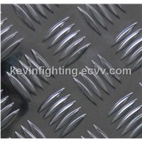 Aluminum Chequered/Tread Plate for Anti-Slipping1060 1100 1070 3003 5052
