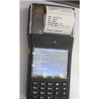 Barcode Scanner PDA Wireless Printer