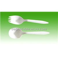 Corn Starch Based Snack Cutlery