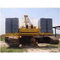 Demag CC2500 450 ton crawler crane