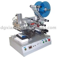 Double Side Semi Auto Labeling Machine