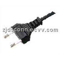 European Type 2C Power Cord