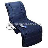 Ten motor massage mat with heat cf 3703 china massage for Full body shiatsu massage mat