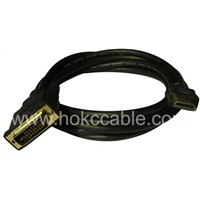 High Definition Digital Video HDMI to DVI Cable