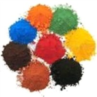 Iron Oxide Red /Yellow/Green/Black/Brown/Blue