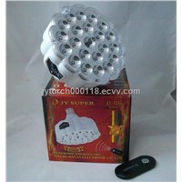 JY-221 Rechargeable Emergency Lamp