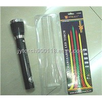 JY-8999 LED Rechargeable Flashlight