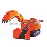 MS-120 crawler mucking loader( NEW MODEL)