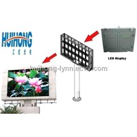 P10 Outdoor Full Color LED Displays