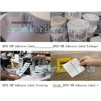 RFID UHF Adhesive label