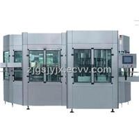 RGZ 4-in-1 rinser, filler, sealer machine
