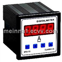 One-Phase Digital Ammeter (SFD-72X1-I)