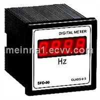SFD-80X1-F One-Phase Digital Frequency Meter