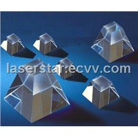 Solar Power Prisms, Solid Rod Prism for CPV