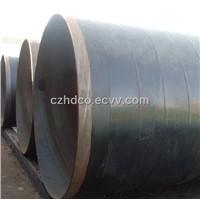 Spiral steel pipe ASTMA252 GR.3