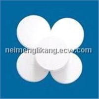 Trichloroisocyanuric Acid, Sodium Dichloroisocyanurate and Cyanuric Acid