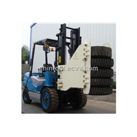 Forklift Attachment Tyres Clamps