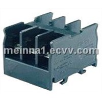 UTD-24/3  Entirely Type Terminal Block with CE & ROHS