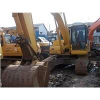 Used Komastu Excavator (PC200-7)