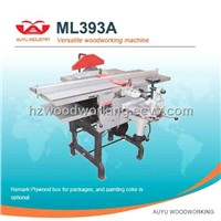 Versatile Woodworking Machine