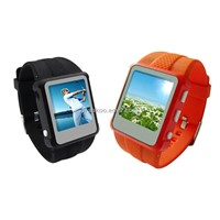 Watch Shape Digital MP4 Player MP3 Player