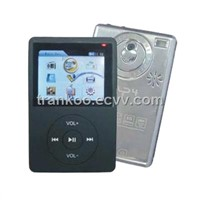 Wholesale Metal MP3 Player MP4 Player with Digital Camera