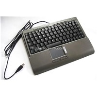 Wired Mini Touchpad Keyboard