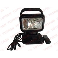 Wireless Remote Controlled Magnetic Base HID Searchlight