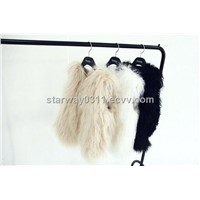 Women's Sheepskin Vest Sheep Fur Vest Coats Jacket With 3 Colors Europe Orders Z23