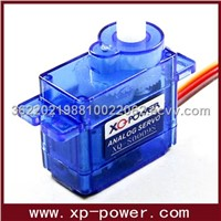 9g Analog Servo, Plastic Gear, Could Change the Shell Color