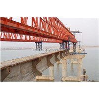 bridge-erection crane