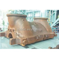 Casting for the Nuclear Power Steam Turbine