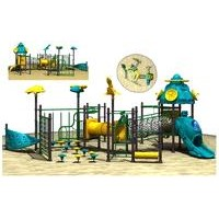 Children Outdoor Playground (LJ-10219B)