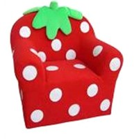 Hot children Sofa - Happy Life strawberry chair kids sofa Y-37