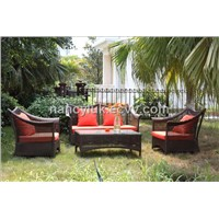 rattan furniture,Synthetic rattan Furniture,PE rattan,aluminum frame,garden furniture,sofa