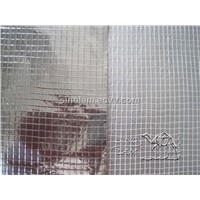 Sinolam Light Weight Reflective radiant barrier: Aluminum Glass Fibrous Mesh Facings
