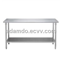 Stainless Backsplash Bench (YC-316)