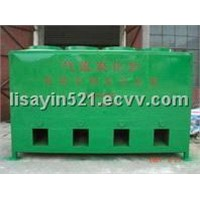 Gas Flow Carbonization Furnace