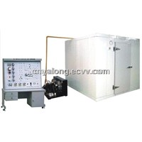 YL-KL-II Double-Freezer Control Circuit Trainer