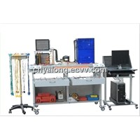 Air Conditioner and Refrigerator Assembly and Commissioning Training Evaluation Equipment (Yl-818)