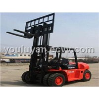 10 Tons Diesel Powered Forklift CPCD100B