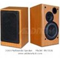 2.0ch AC-Powered Multimedia Speaker