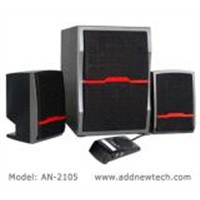 2.1ch Stylish Multimedia Speaker