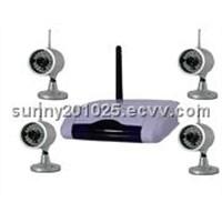 2.4G 1-4 wireless camera(SS-8022CW)