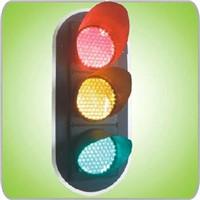 "300mm(12"") Cobweb Lens Vehicle LED Traffic Light (JD300-3-35-4A)"