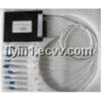 8+1 channel Mux and Demux CWDM/OADM module