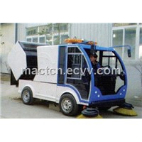 ASD-2000 Electric Road Sweeping Machine