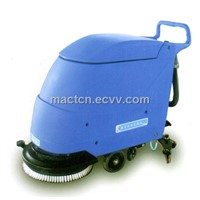 AXD -- 580 Hand-pushing Electric Scrubber