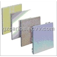 Aluminum Honeycomb Panel,Light In Weight,Easy To Install